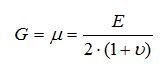 Schubspannung berechnen for Zugstab berechnen